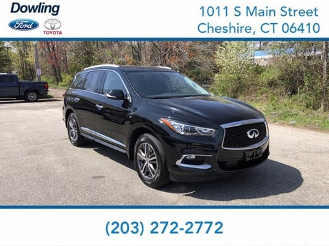 Used Infiniti Qx60 Cheshire Ct